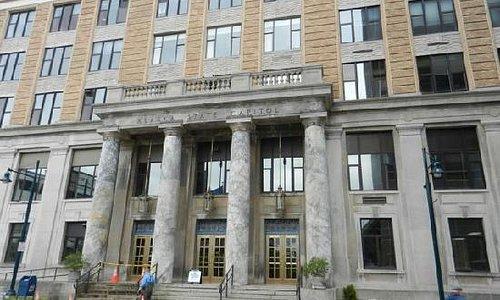 Alaska State Capitol Building in Juneau