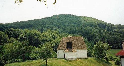 Kapelle auf dem Boc