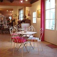 salon de thé/boutique