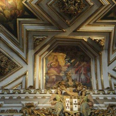 Frescos, Igreja Sao Francisco