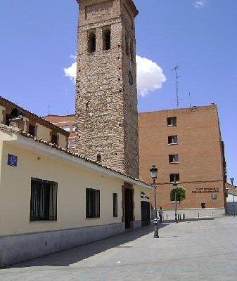 Iglesia de Nuestra Señora de la Asunción, Móstoles, Madrid.