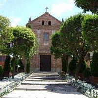 Ermita Nuestra Señora de los Santos, Móstoles, Madrid.