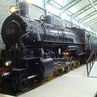 A locomotive