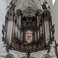 Oliwa Cathedral organ
