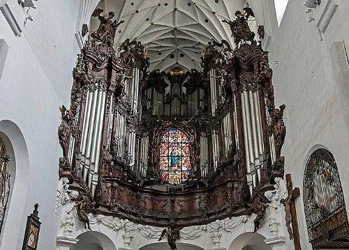 Oliwa Cathedral organ