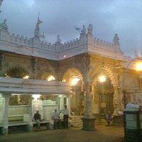 Babulnath Temple.