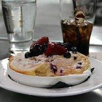 Cheesecake Bread Pudding
