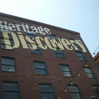 Heritage Discovery outside