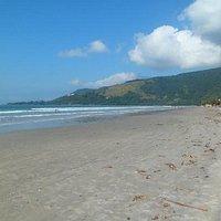Praia de Maranduba - Ubatuba