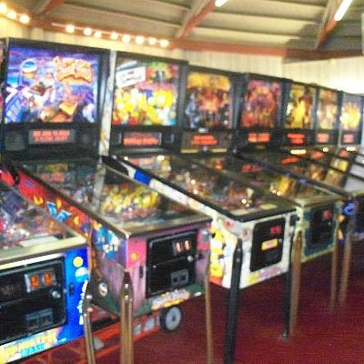 Retro pinball...LOVED IT!