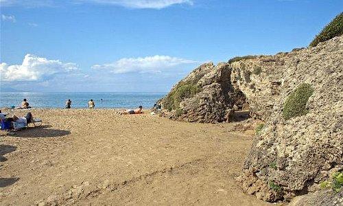 Plaka beach Vasilikos