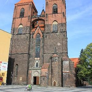 church from the square