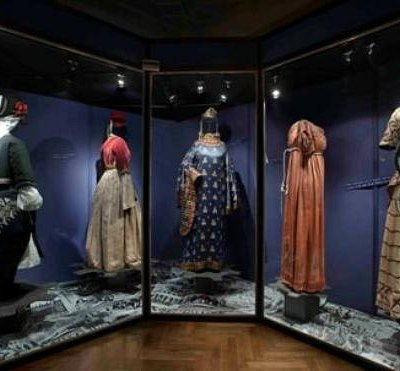 Provided by: Museum of the History of the Greek Costume of the Lyceum Club of Greek Women