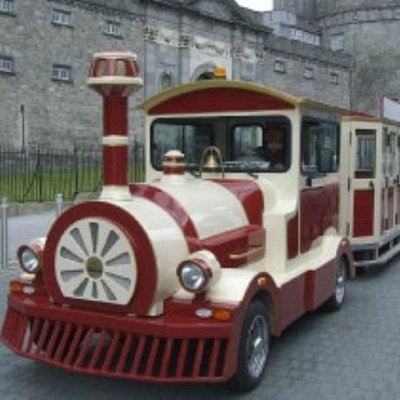 The Castle Express at Kilkenny Castle