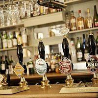 Outstanding cask ales from Fuller's including London Pride and Gale's Seafarers