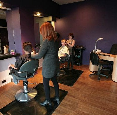 Full Salon Hair Services