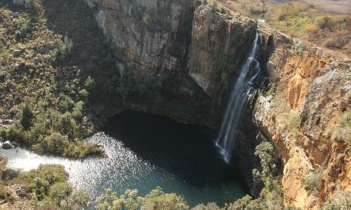 Berlin Falls - Waterfall Route