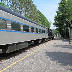 Photo of the train