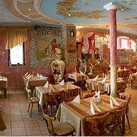 Mian dining room
