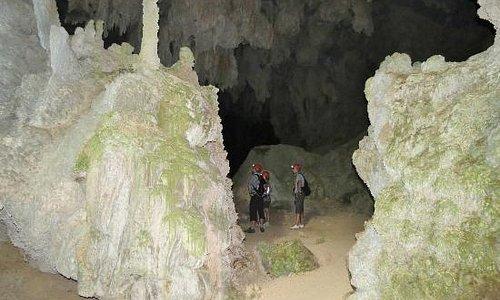 galerie de la grotte