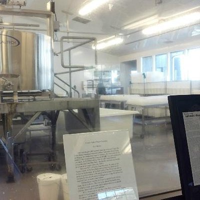 Nicasio Valley Cheese Company creamery