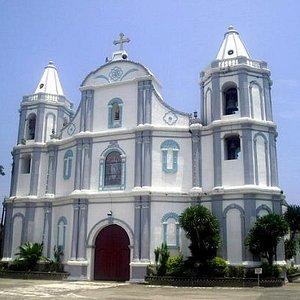 Luna Church / St. Catherine of Alexandria Parish / Shrine of Our Lady of Namacpacan