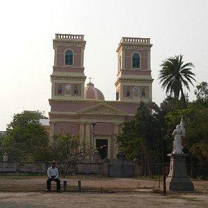 Eglise de Notre Dame des Anges - Outside view
