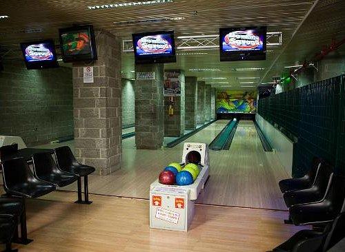 Altre piste da Bowling