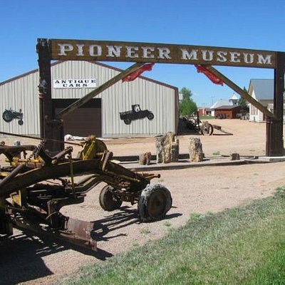 The Gunnison Pioneer Museum