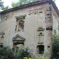 chapel ruin