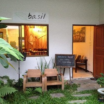Basil Cookery School Front