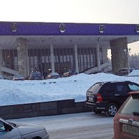Русский Драмтеатр в Уфе