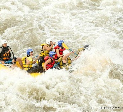Rafting rio Patate