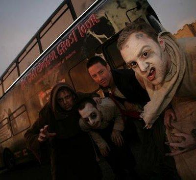The Dublin Ghost Bus