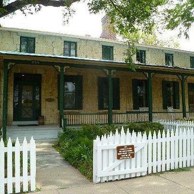The Custer House