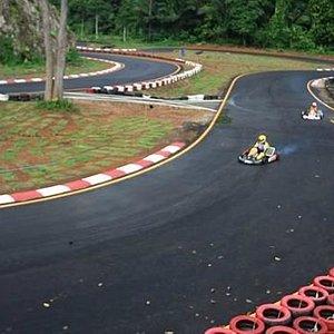 Krabi Kart Speedway Track