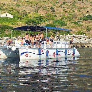 Buena Vida Diving - in navigazione