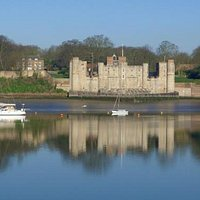 Upnor Castle from the River Medway