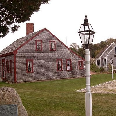 Caleb Nickerson House Museum at Nickerson Family Association