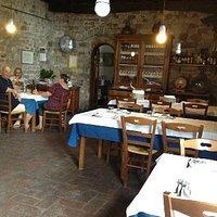 A'Palazzo interior dining