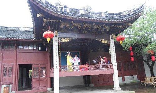 Theater im Tempelbereich