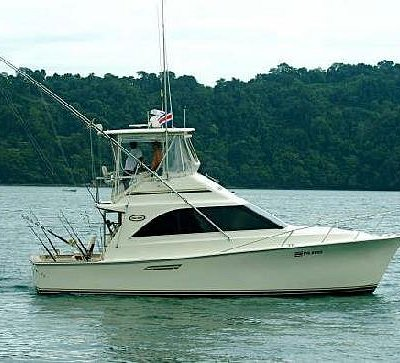 Costa Rica Offshore Fishing