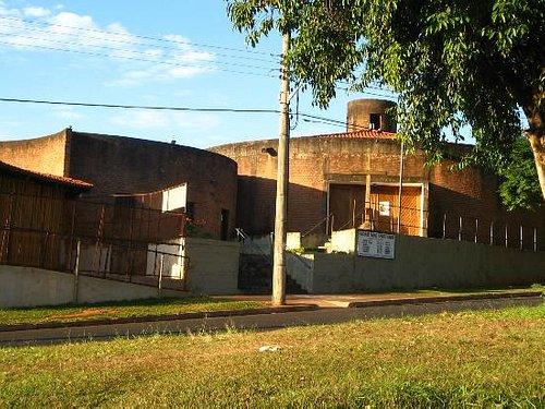 Igreja Espirito Santo do Cerrado, Uberlândia, MG