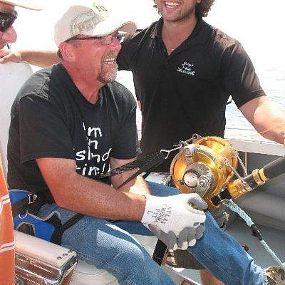 1st tuna charter 2012