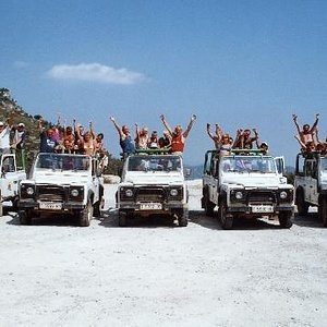 Welcome to Jeep Safari Aventure