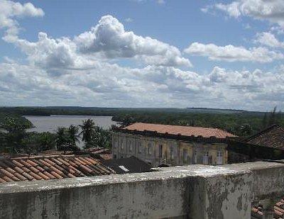 Vista do Hotel Globo