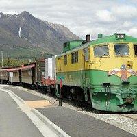 White Pass & Yukon Rail