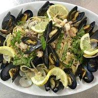 Linguine Marina Piccola al sapore di limone e basilico
