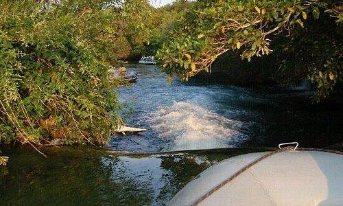 Rafting pelo Rio Formoso