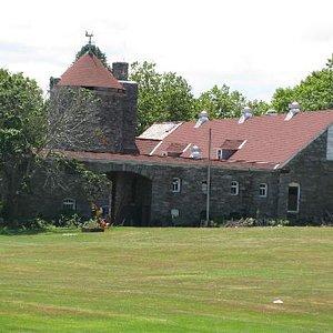 Castle at Colts Park